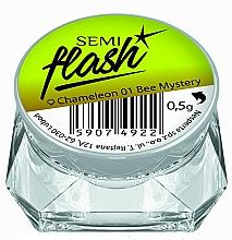 Parfums et Produits cosmétiques Poudre pour ongles - Semilac SemiFlash Chameleon