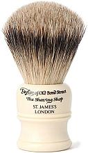 Parfums et Produits cosmétiques Blaireau de rasage, SH1 - Taylor of Old Bond Street Shaving Brush Super Badger size S