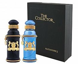 Parfums et Produits cosmétiques Alexandre.J Black Muscs+Zafeer Oud Vanille - Coffret cadeau (eau de parfum/2x30ml)