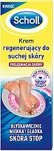 Parfums et Produits cosmétiques Crème régénérante à l'urée et glycérine pour pieds - Scholl Regenerating Cream