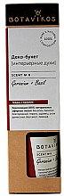 Parfums et Produits cosmétiques Botavikos Geranium&Basil - Parfum d'ambiance, Géranium et basilic