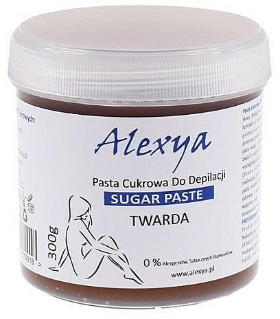 Pâte dépilatoire au sucre - Alexya Sugar Paste Twarda