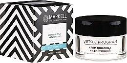Parfums et Produits cosmétiques Crème à l'extrait de bleuet pour visage - Petal Fresh Botanicals Detox Program Face Cream