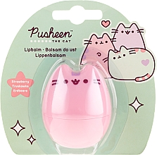 Parfums et Produits cosmétiques Baume à lèvres parfum fraise - The Beauty Care Company Pusheen Lip Balm