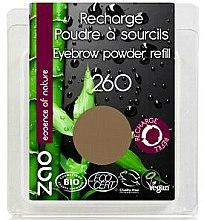 Parfums et Produits cosmétiques Fard poudre sourcils - Zao Eyebrow Powder (recharge)