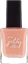 Parfums et Produits cosmétiques Vernis à ongles - Avon Jelly Nail Sorbet