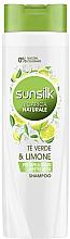 Parfums et Produits cosmétiques Shampooing à l'huile de basilic - Sunsilk