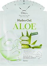 Parfums et Produits cosmétiques Masque hydro-gel à l'aloe vera pour visage - Esfolio Hydro-Gel Aloe Mask