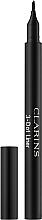 Parfums et Produits cosmétiques Eyeliner liquide - Clarins 3-Dot Liner