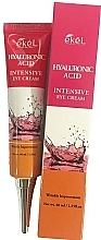 Parfums et Produits cosmétiques Crème à l'acide hyaluronique pour yeux - Ekel Hyaluronic Acid Intensive Eye Cream