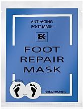 Parfums et Produits cosmétiques Masque régénérant pour pieds - Brazil Keratin Foot Rapair Mask