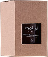 Parfums et Produits cosmétiques Crème lissante à l'extrait de figue pour visage - Mokosh Cosmetics Figa Smoothing Facial Cream