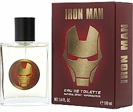 Parfums et Produits cosmétiques Air-Val International Marvel Iron Man - Eau de Toilette
