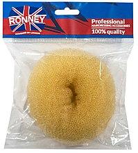 Parfums et Produits cosmétiques Donut cheveux, 11x4,5 cm, beige - Ronney Professional Hair Bun