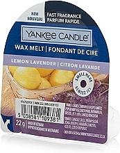 Parfums et Produits cosmétiques Cire parfumée pour lampe aromatique - Yankee Candle Lemon Lavender Wax Melt