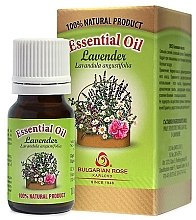 Parfums et Produits cosmétiques Huile essentielle de lavande 100% naturelle - Bulgarian Rose Lavender Essential Oil