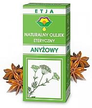 Parfums et Produits cosmétiques Huile essentielle d'anis - Etja
