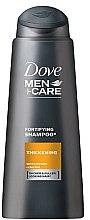 Parfums et Produits cosmétiques Shampooing épaississant à la caféine et calcium - Dove Men+Care Thickening Shampoo