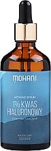 Parfums et Produits cosmétiques Acide hyaluronique 1% - Mohani Hyaluronic Acid Gel 1%