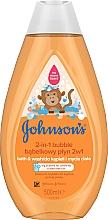 Parfums et Produits cosmétiques Gel bain et douche à l'acide citrique - Johnson's® Baby