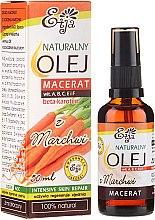 Parfums et Produits cosmétiques Huile de graines de carotte 100% naturelle - Etja Natural Carrot Oil