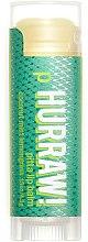 Parfums et Produits cosmétiques Baume à lèvres à la menthe, citronnelle et noix de coco - Hurraw! Pitta Lip Balm Limited Edition