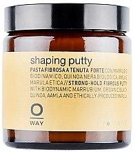Parfums et Produits cosmétiques Cire coiffante au quinoa noir bio - Rolland Oway Shaping putty