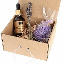 Parfums et Produits cosmétiques Coffret cadeau - LaQ Cannabis Sativa (oil/30ml + soap/45g)
