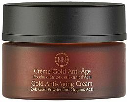 Parfums et Produits cosmétiques Crème à l'extrait d'açai pour visage - Innossence Innor Gold Anti-Aging Cream