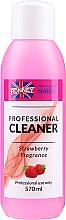 Parfums et Produits cosmétiques Dégraissant pour ongles parfum fraise - Ronney Professional Nail Cleaner Strawberry