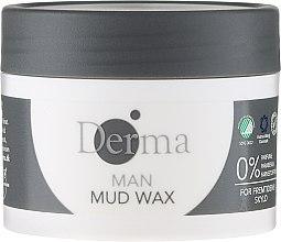 Parfums et Produits cosmétiques Cire coiffante - Derma Man Mud Wax