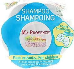Parfums et Produits cosmétiques Shampoing solide bio à l'huile de lavande, pour enfants - Ma Provence Shampoo