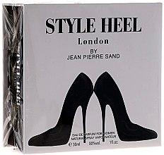 Parfums et Produits cosmétiques Jean-Pierre Sand Style Heel London - Eau de Parfum