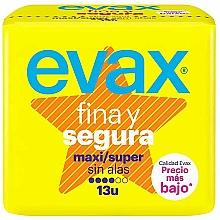 Parfums et Produits cosmétiques Protège-slips hygiéniques sans ailes - Evax Fina & Segura
