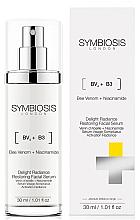 Parfums et Produits cosmétiques Sérum au venin d'abeille pour visage - Symbiosis London Delight Radiance Restoring Facial Serum