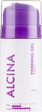 Parfums et Produits cosmétiques Gel coiffant et texturisant cheveux - Alcina Strong Forming Gel