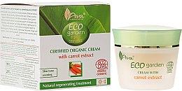 Parfums et Produits cosmétiques Crème de jour et nuit bio à l'extrait de carotte - Ava Laboratorium Eco Garden Certified Organic Cream With Carrot