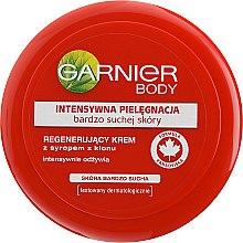 Parfums et Produits cosmétiques Crème au sirop d'érable pour corps - Garnier Face And Body Cream