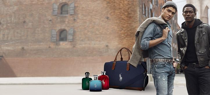 Lorsque vous achetez des produits Ralph Lauren pour un montant supérieur à 69 €, vous recevez un sac cadeau de marque