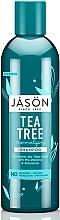 Parfums et Produits cosmétiques Shampooing à l'huile d'arbre à thé - Jason Natural Cosmetics Tea Tree Treatment Shampoo