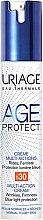 Parfums et Produits cosmétiques Crème raffermissante à l'acide hyaluronique pour visage - Uriage Age Protect Creme Multi-Actions SPF 30