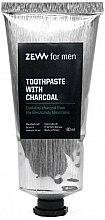 Parfums et Produits cosmétiques Dentifrice au charbon - Zew For Men Toothpaste With Charcoal