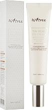 Parfums et Produits cosmétiques Crème au beurre de karité contour des yeux - IsNtree TW-Real Eye Cream