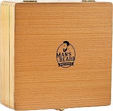 Parfums et Produits cosmétiques Coffret de rasage - Man's Beard Razor Wood Brown Box