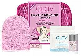 Parfums et Produits cosmétiques Set accessoires démaquillantes - Glov On-The-Go (gant/mini/1pcs + gant/1pcs + stick/40g)