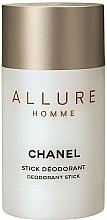 Parfums et Produits cosmétiques Chanel Allure Homme - Déodorant stick parfumé