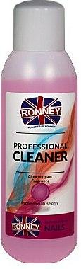 Dégraissant pour ongles parfum chewing gum - Ronney Professional Nail Cleaner Chewing Gum