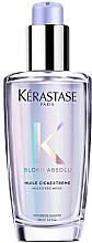 Parfums et Produits cosmétiques Huile à la base d'huile d'Edelweiss pour cheveux - Kerastase Blond Absolu Huile Cica Extreme