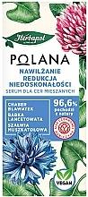 Parfums et Produits cosmétiques Sérum vegan anti-imperfections à l'extrait de bleuet pour visage - Polana