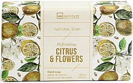 Parfums et Produits cosmétiques Savon - IDC Institute Refreshing Hand Natural Soap Citrus & Flowers